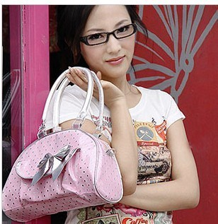 2012 designer Pinkn handbags free shipping