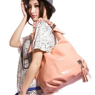 2012 spring style Pink fashion korean designer han