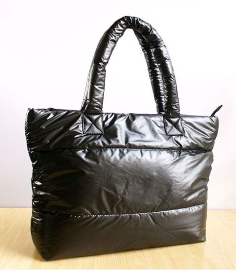 Black hot fashion handbag