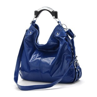 Blue Beauty designer Handbag