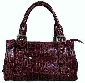 Brown Quality PU Leather handbags