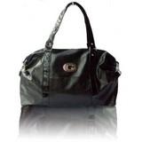 Fashion Black PU handbag