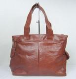 Fashion Brown Leather handbag