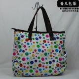 Fashion Dots Leather handbag