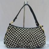 Fashion White Fabric  handbag