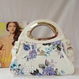 Fashion White PU   handbag
