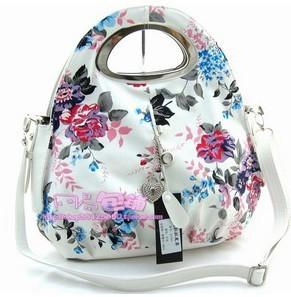 Flower fashion handbag for women