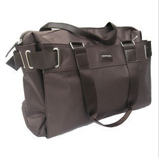 Gray bright fashion bag