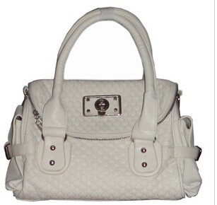 Professional White  Handbag