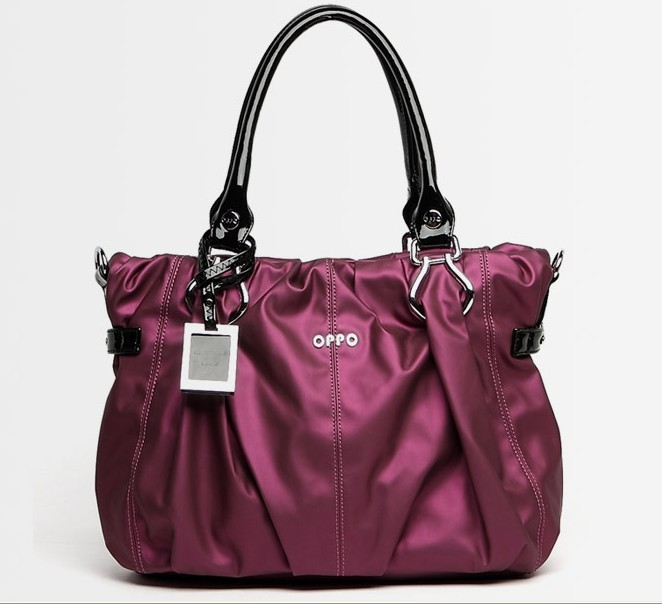 Purple hot sale fashion handbag for Women