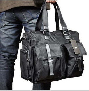 New UOMO Italian Leather Handbag for Men