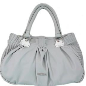 hot White generous fashion bag