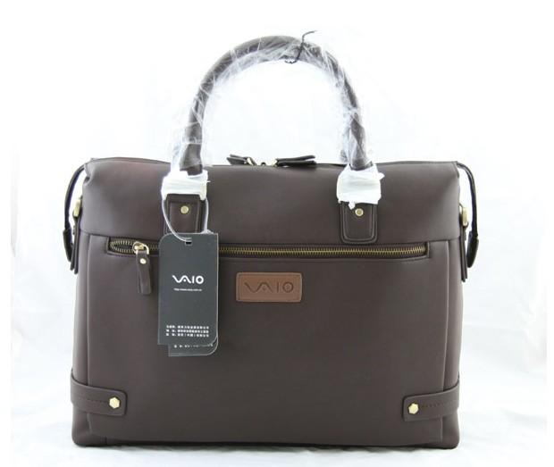 Beauty Leather laptop bag