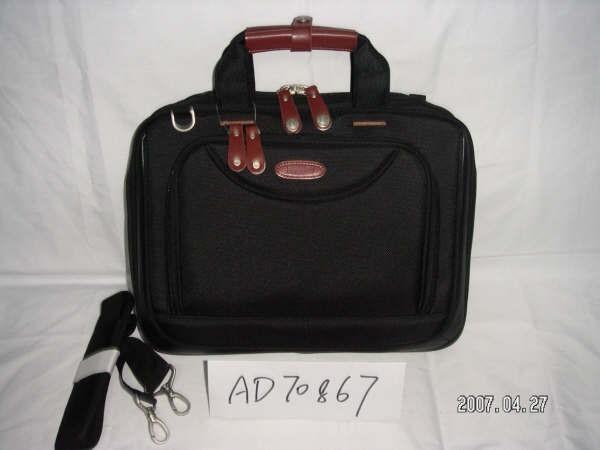 Black 1680Dpolyster  Computer Bag