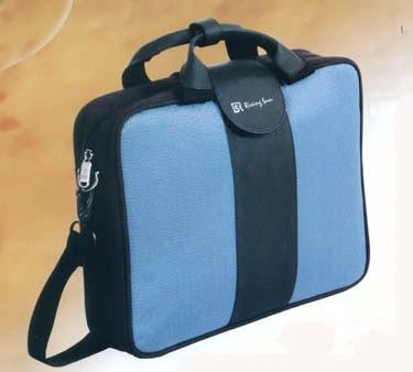 Blue  Neoprene   laptop bag