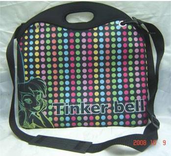 Colour Dots Neoprene  laptop bag