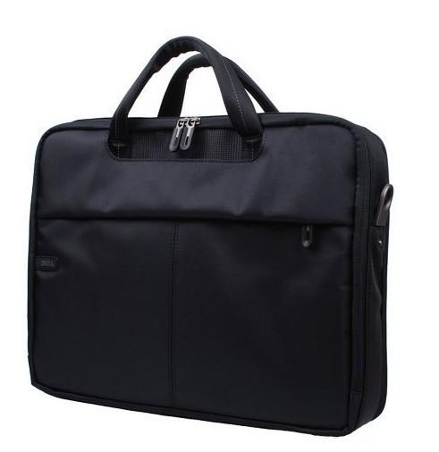 Fashion Black Polyster Computer Bag