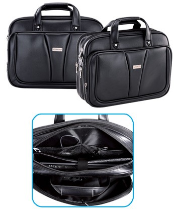 Hot sale Fashion Leather laptop bag