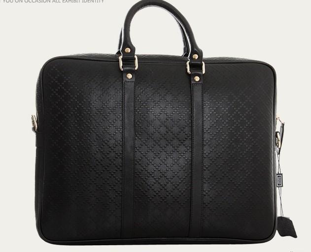 Hot sale Leather  laptop bag