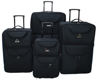 Black Quality Luggage bag