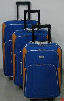 Blue EVA Luggage bag