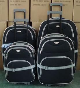 EVA Blue Luggage bag