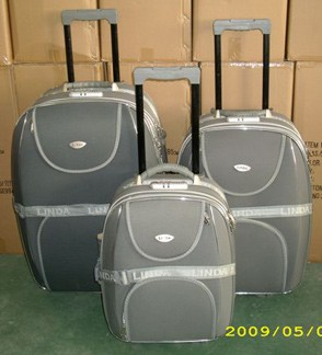 Gray  EVA Luggage bag