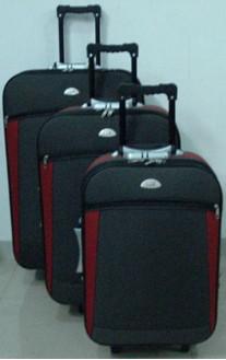 Green EVA Luggage bag