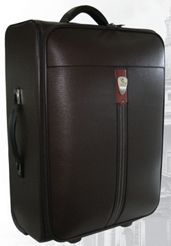 High Quality Brown Leather Luggage bag manufacturers,High Quality ...