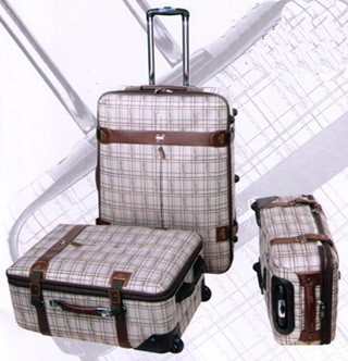 High Quality polyster Luggage bag