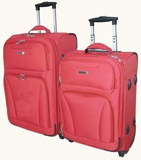 Polyster Soft Luggage bag