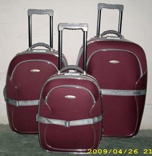 Red EVA Luggage bag