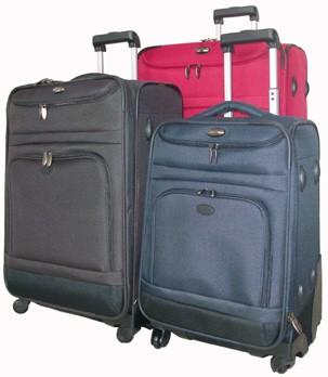 Soft Polyster Luggage bag