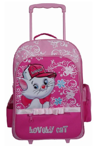 Cartoon Book Bag for Kids
