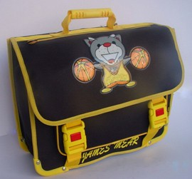 Cool 600D School Backpack