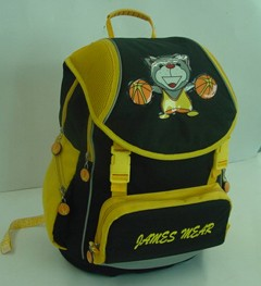 Cool 600D boy's School Backpack