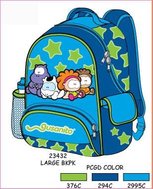 Functional Student Bag for Girl
