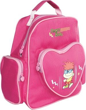 Pink Book Bag for Kids