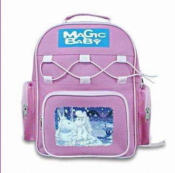 Purple Book Bag for Kids