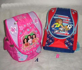 Student School Book Bag