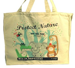 12OZ Cotton Shopping bag
