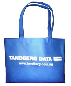 Blue  Non Wonven Shopping bag