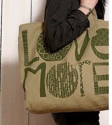 Brown Jute  Shopping bag