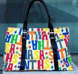 Colours Canvas Shopping bag
