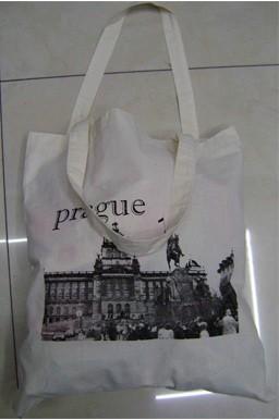 Fashion 10OZ Cotton Shopping bag