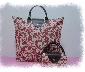 Fashion Polyster Shopping bag