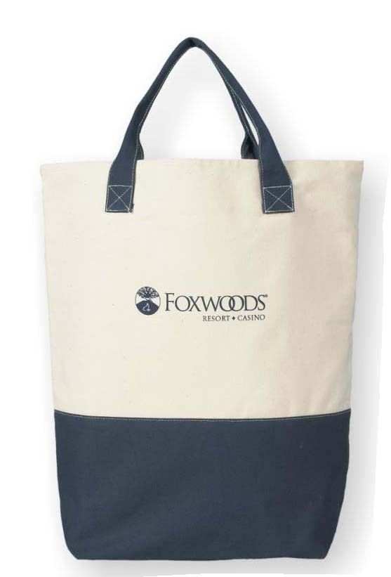 Fashion White Shopping bag