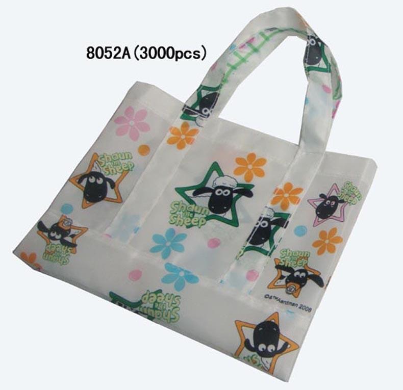 Fashion White Shopping bag