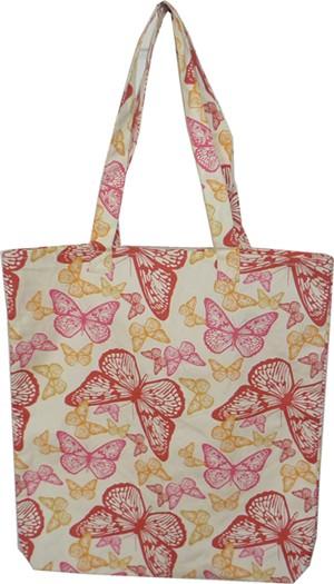 Fashion butterfly Shopping bag
