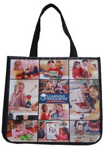 Full Printing Non-woven bag With Lamation